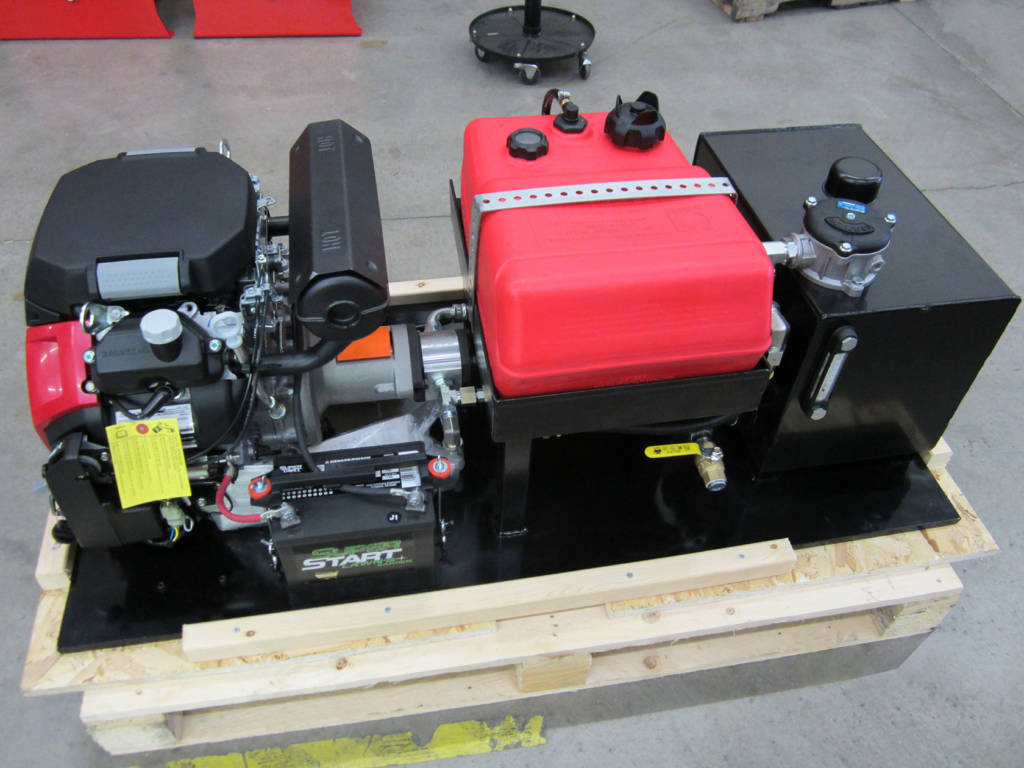 Gasoline Power Unit Standalone