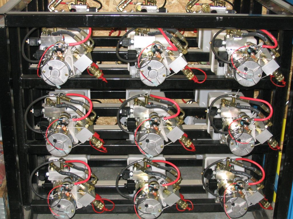 Repetitive Fluid Power Systems