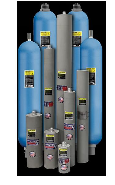 Hydraulic Accumulators International Fluid Power Inc