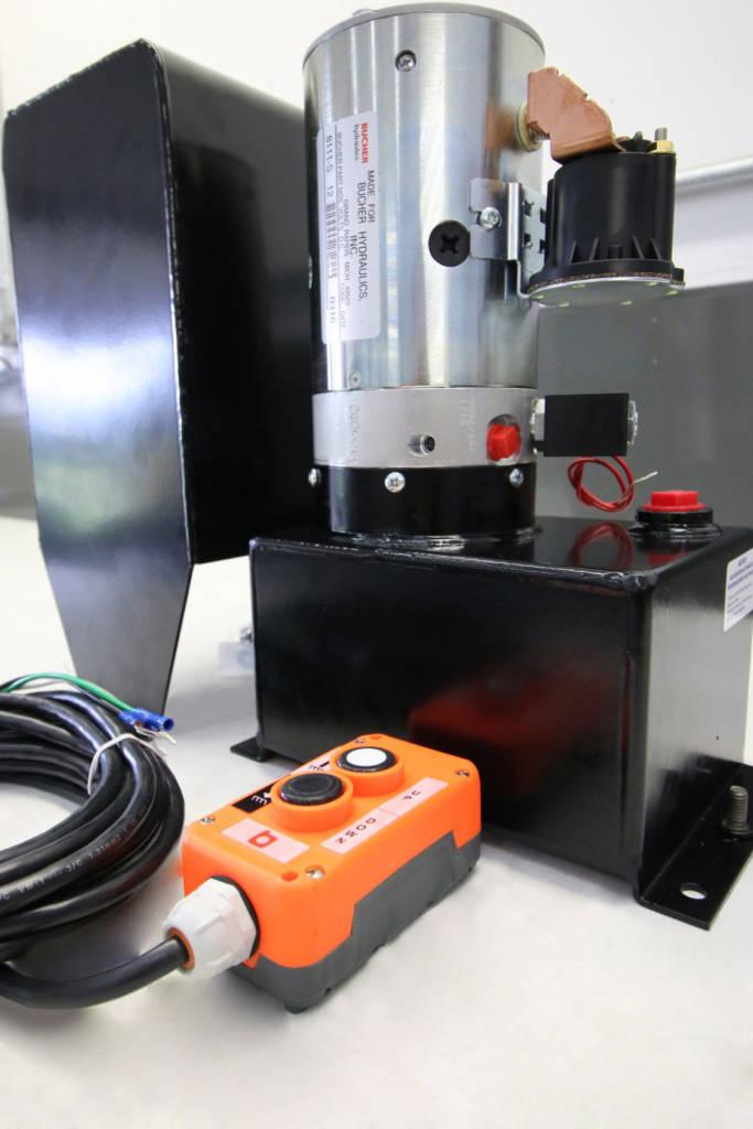 Encased Hydraulic Power Units
