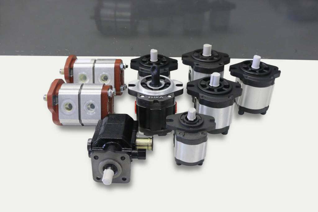 Large Gear Pump Selection MN