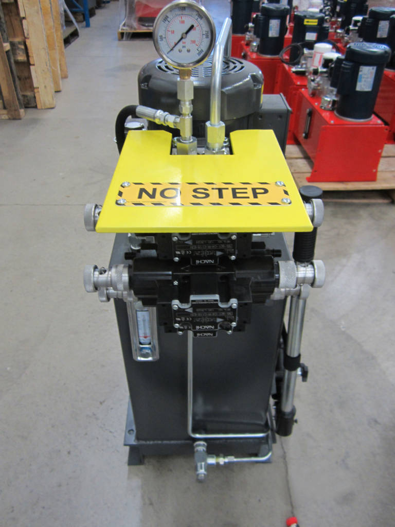 Backup Hydraulic Power Packs