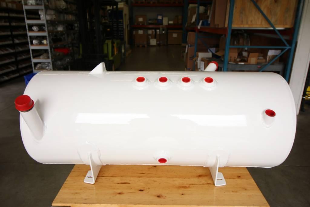 Custom Manufactured Fluid Power Tanks