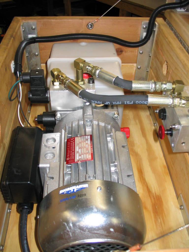 Marine Hydraulic Systems