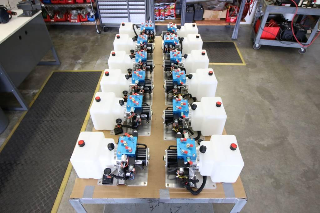 Small order OEM hydraulics
