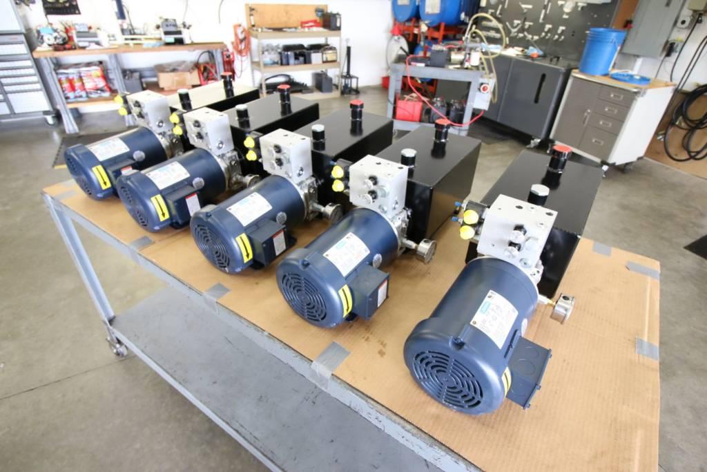 Custom Power Unit Settings