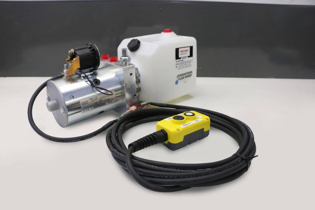 Bucher Custom Hydraulics