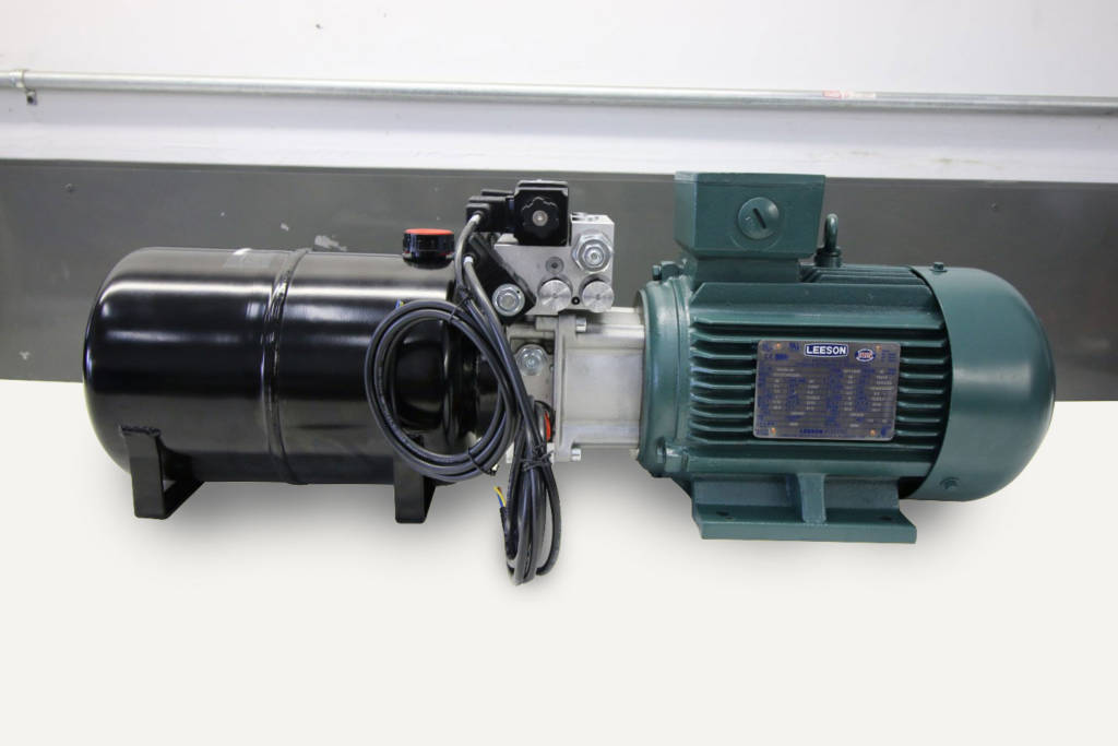 Leeson Motor Hydraulics