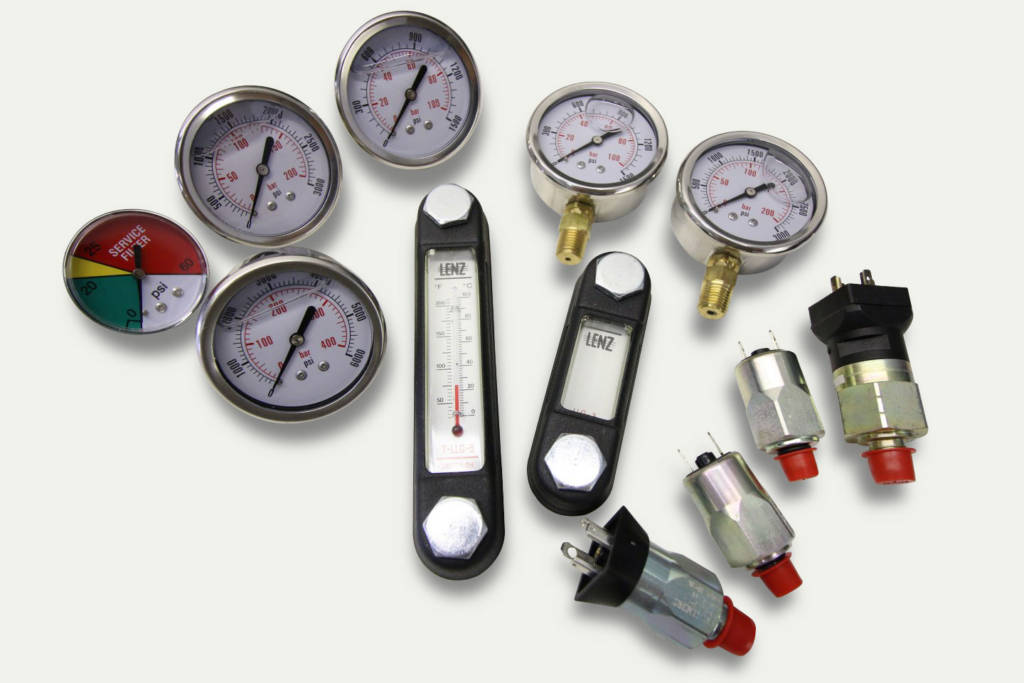IFP hydraulic accessories