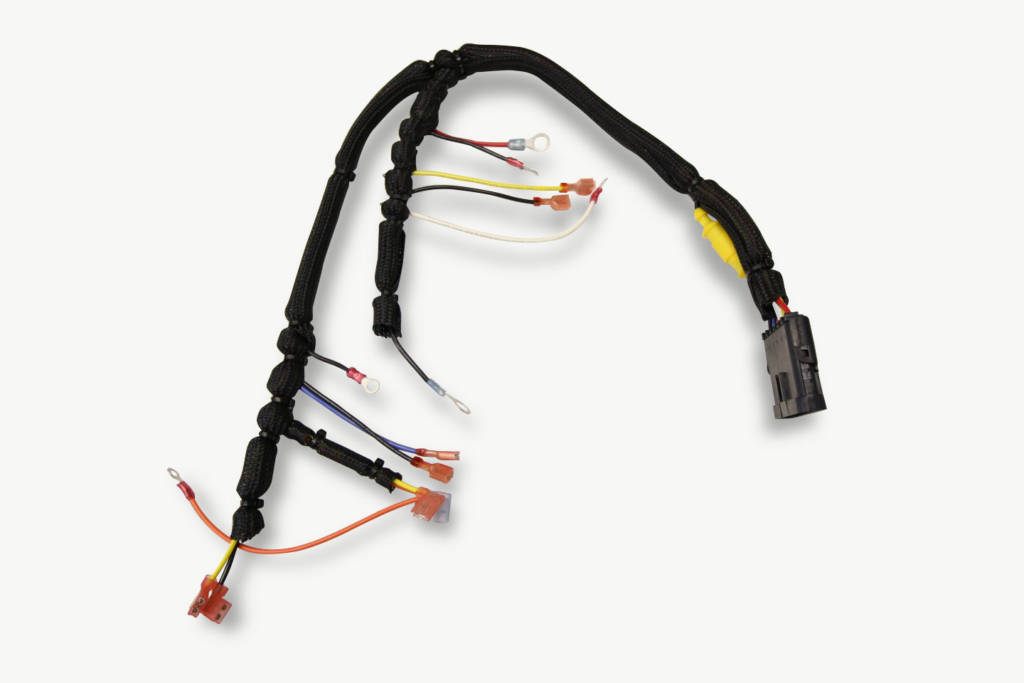 Custom Wire Harnesses for Power Units