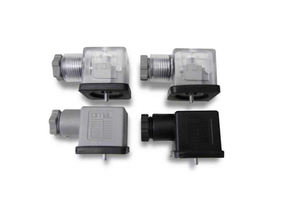 Custom Din Connectors