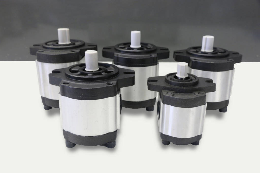 Gear Pumps in Any Size