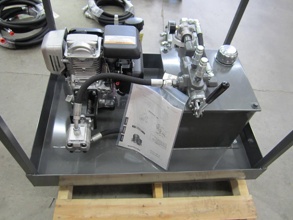 Gasoline Hydraulic Power Units
